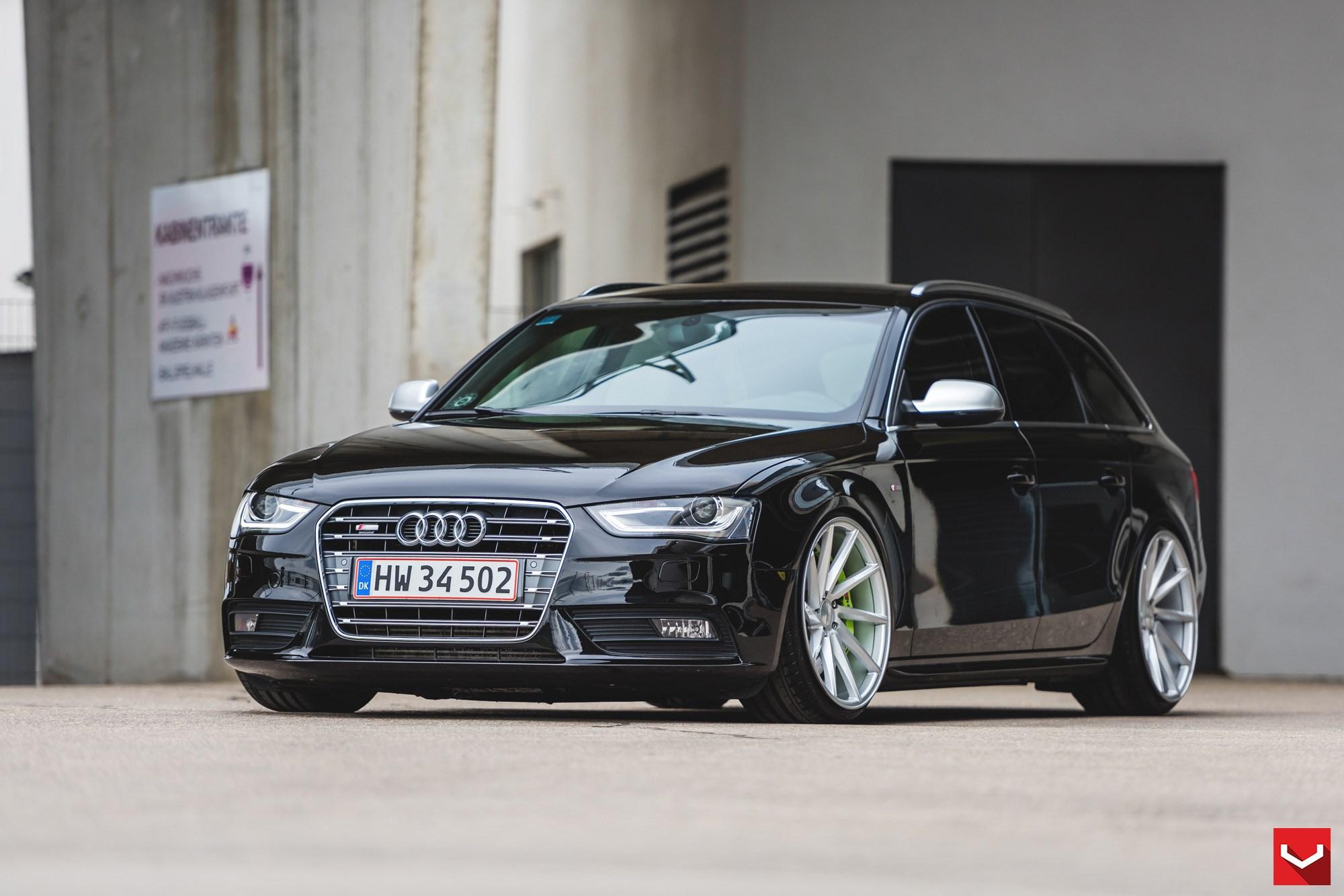Audi A4 S4 Rs4 Vossen Cvt Vossen Wheels
