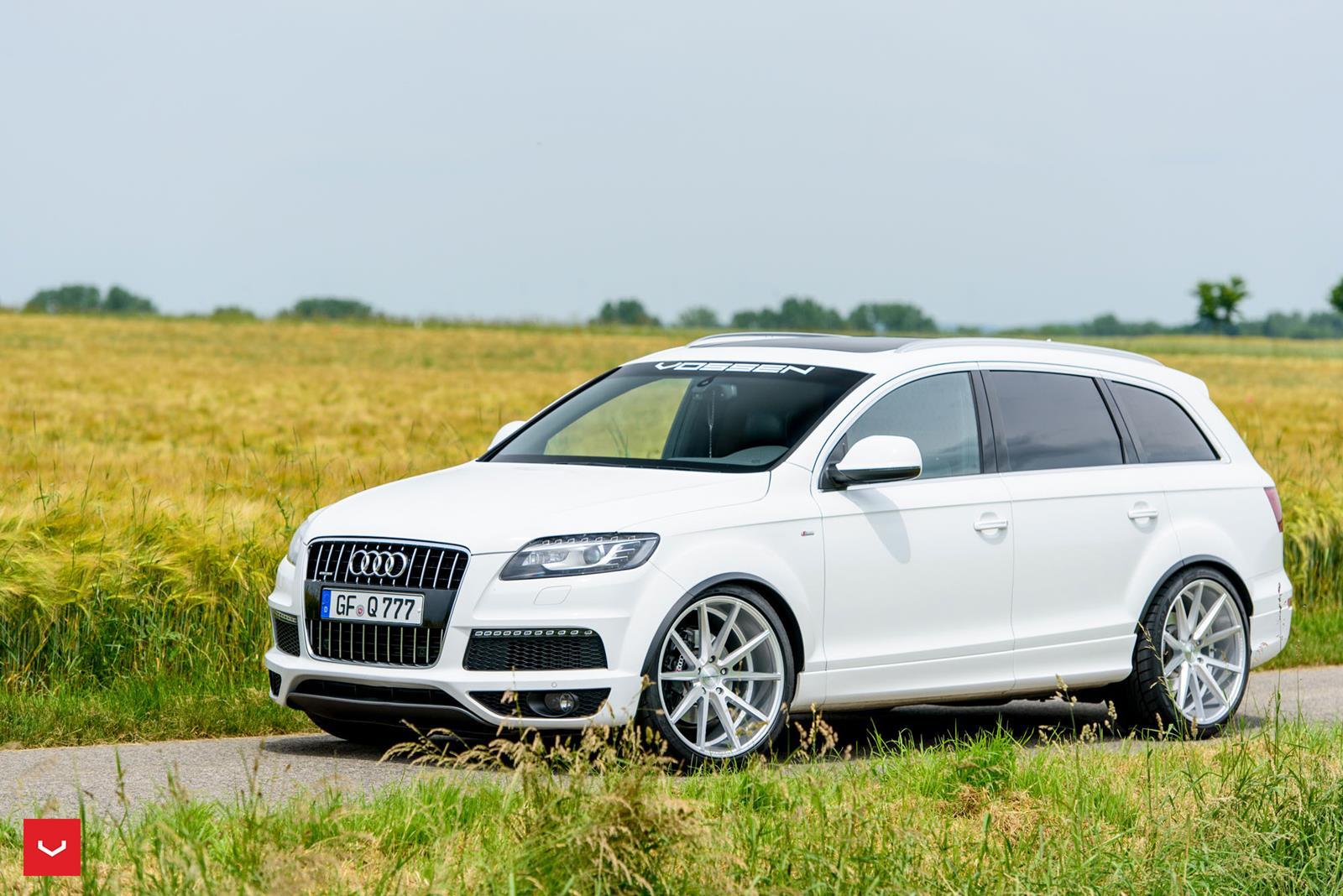 Audi q7 2016 0 to 60 12