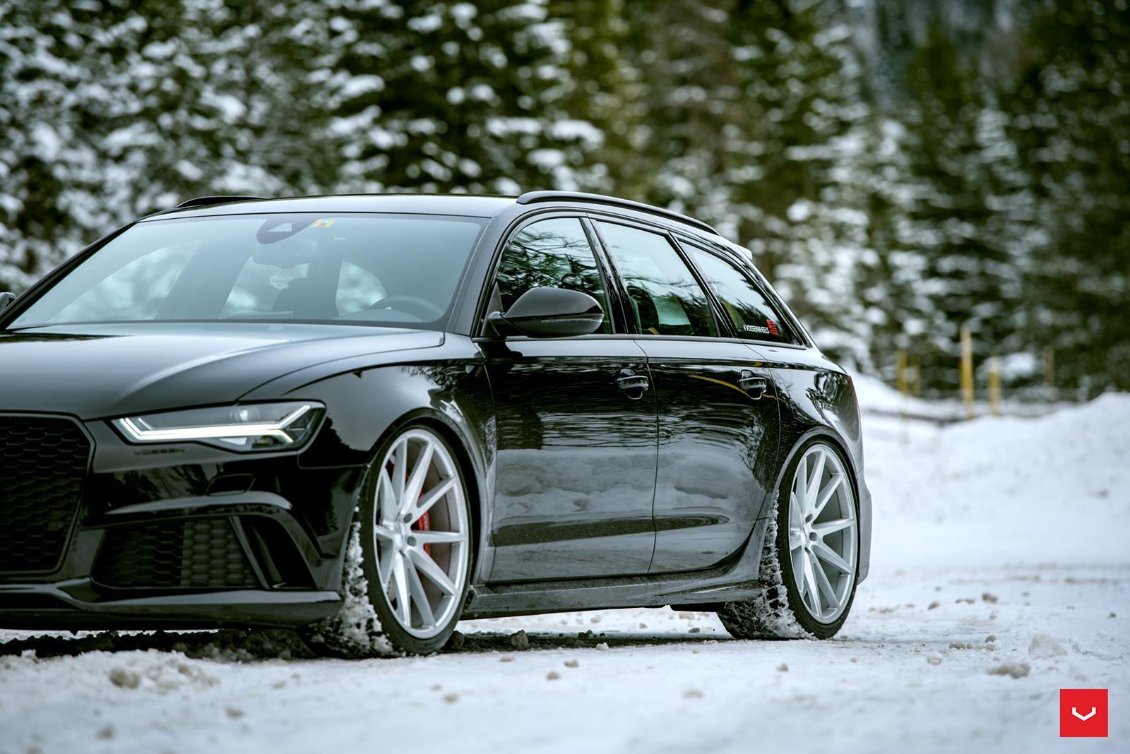 Audi Rs6 Vossen Flow Formed Series Vfs 1 Vossen Wheels
