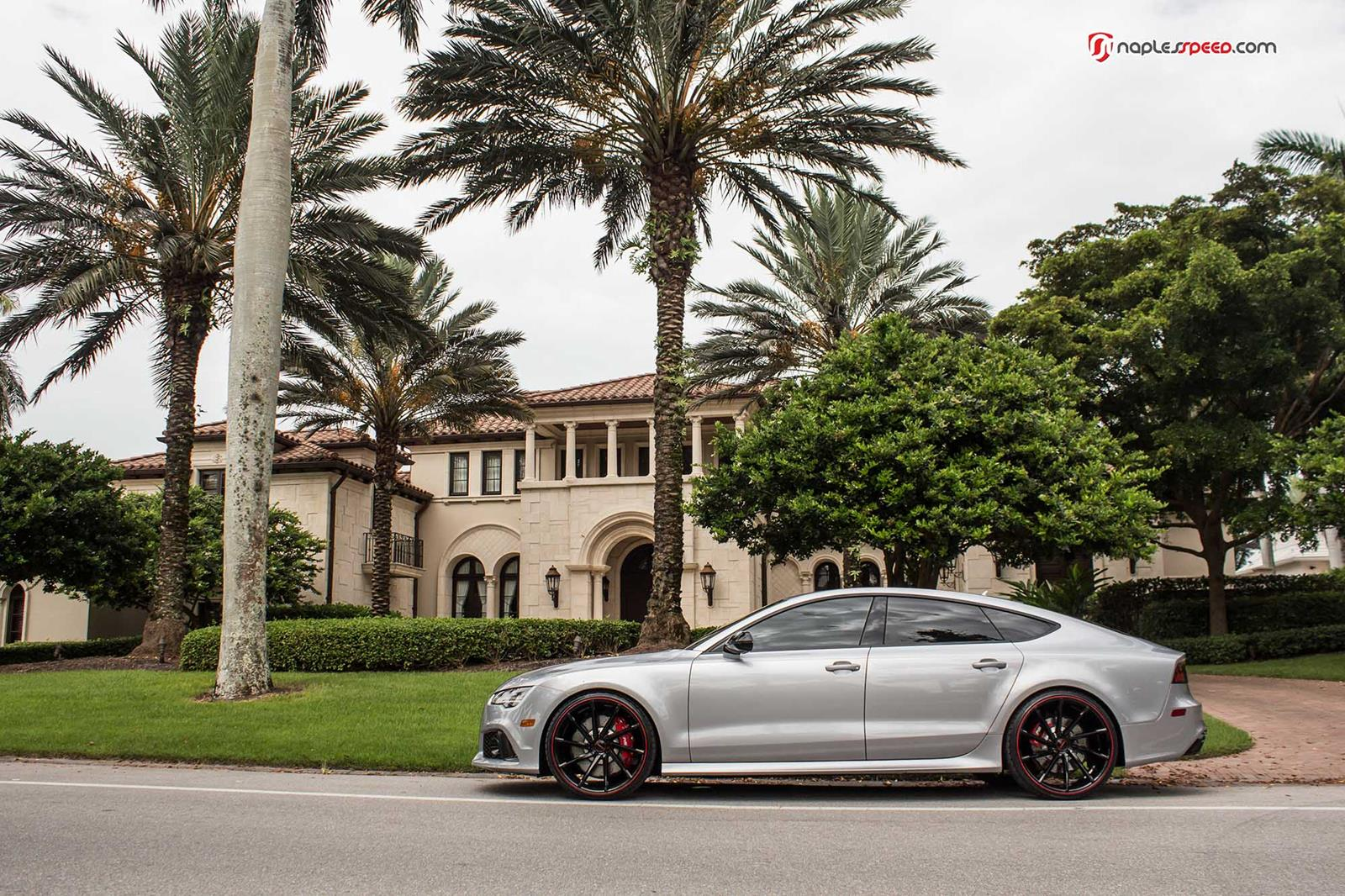 Audi Rs7 Vossen Cvt Vossen Wheels