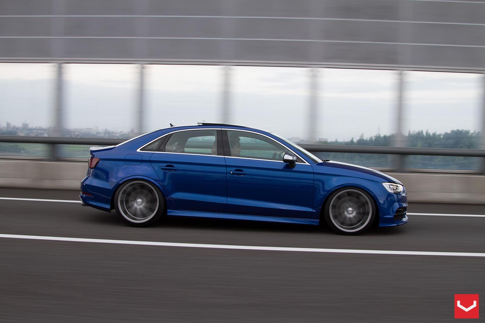 Audi S3 Vossen Cvt Vossen Wheels
