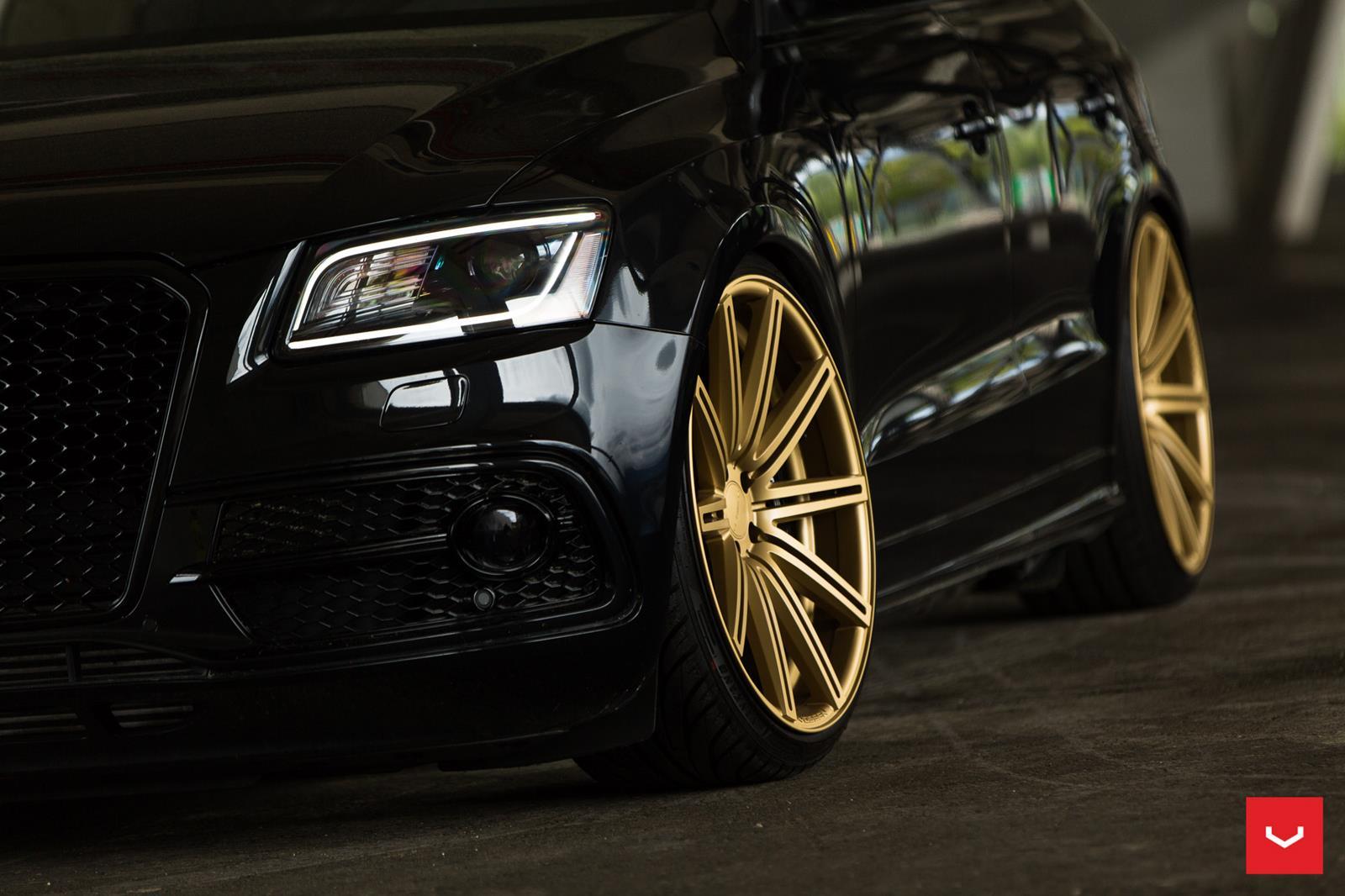 Audi Sq5 Vossen Cv4 Vossen Wheels