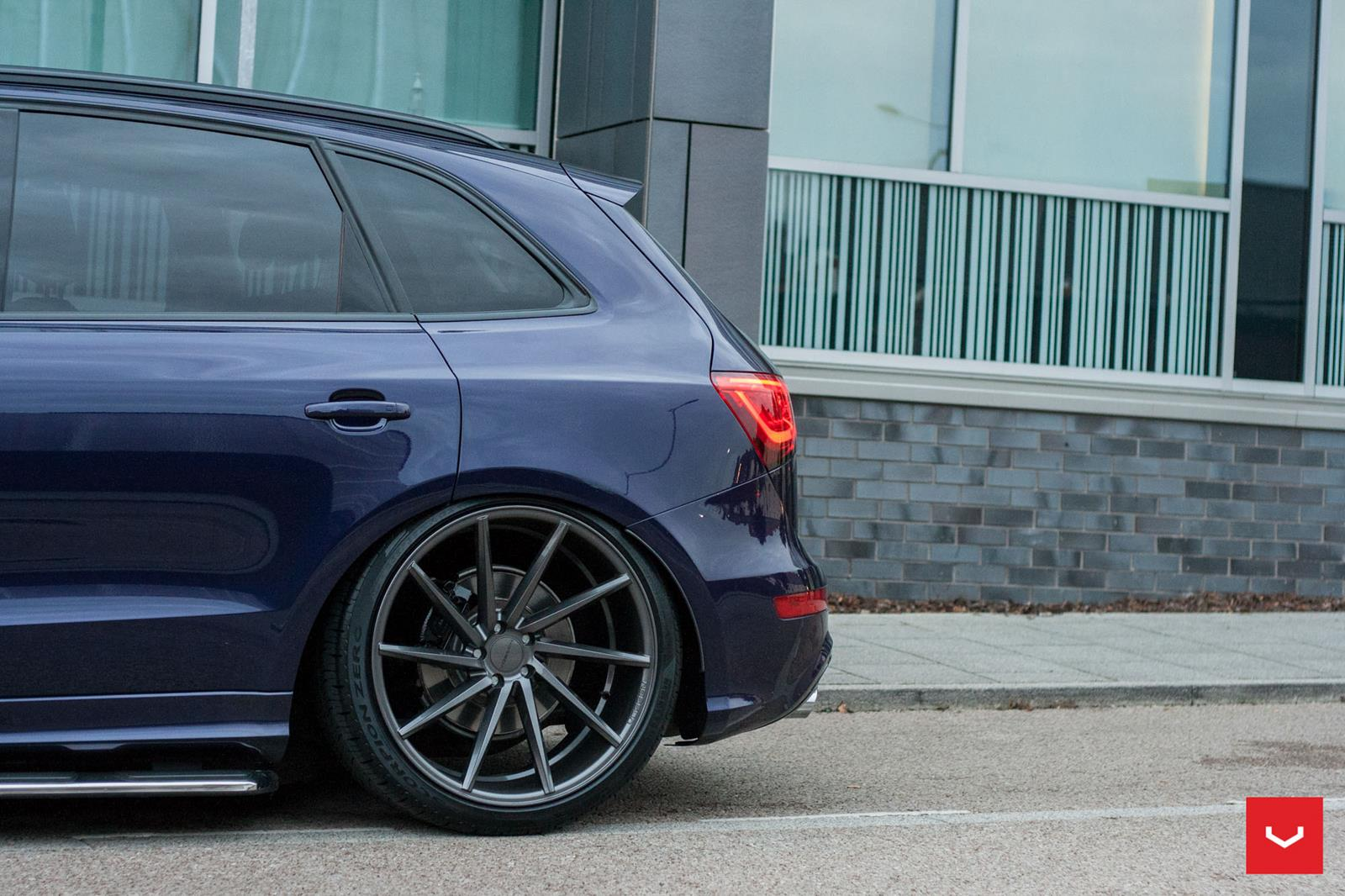 audi sq5 vossen cvt vossen wheels. Black Bedroom Furniture Sets. Home Design Ideas