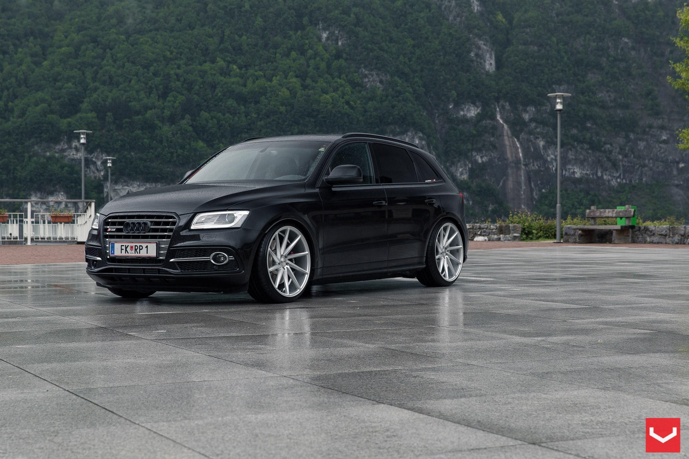 Audi Sq5 Vossen Cvt Vossen Wheels