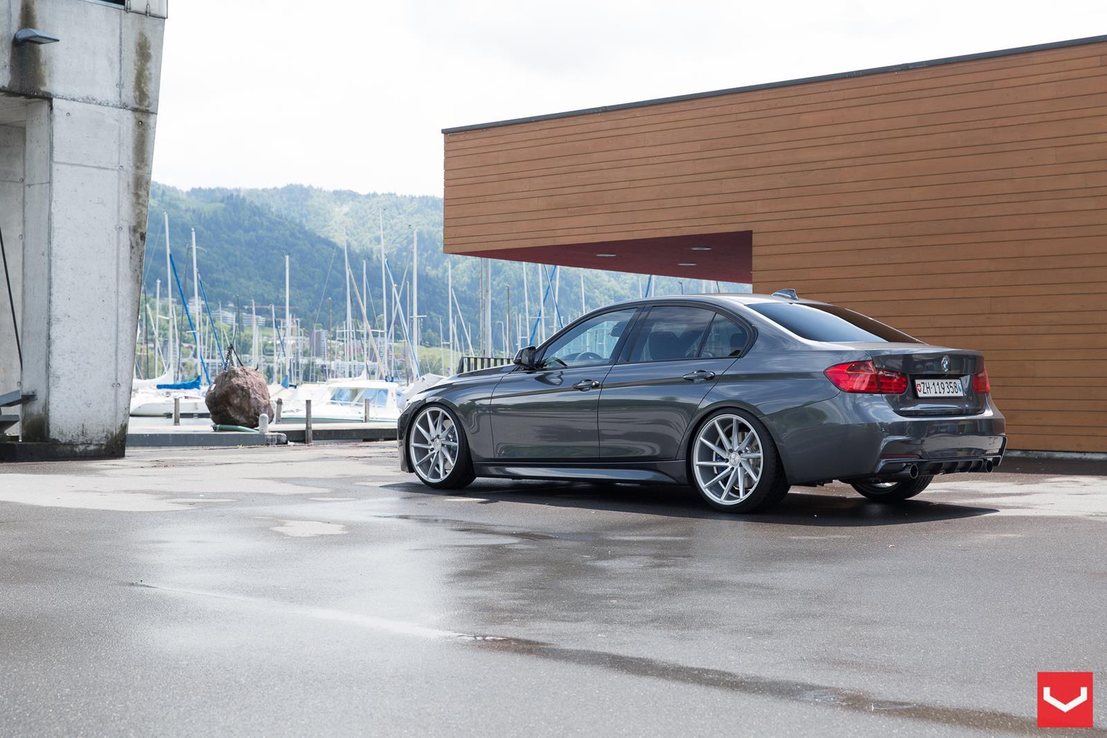 BMW 3 SERIES | M3 - VOSSEN CVT - VOSSEN WHEELS