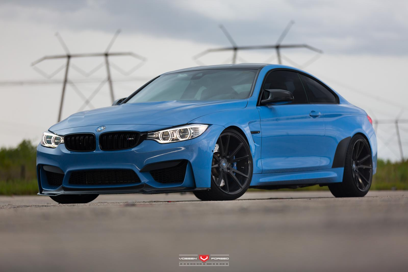 BMW M4 VOSSEN FORGED PRECISION SERIES VPS 301