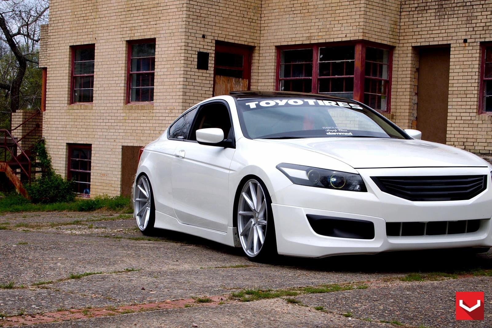 honda accord vossen cvt vossen wheels
