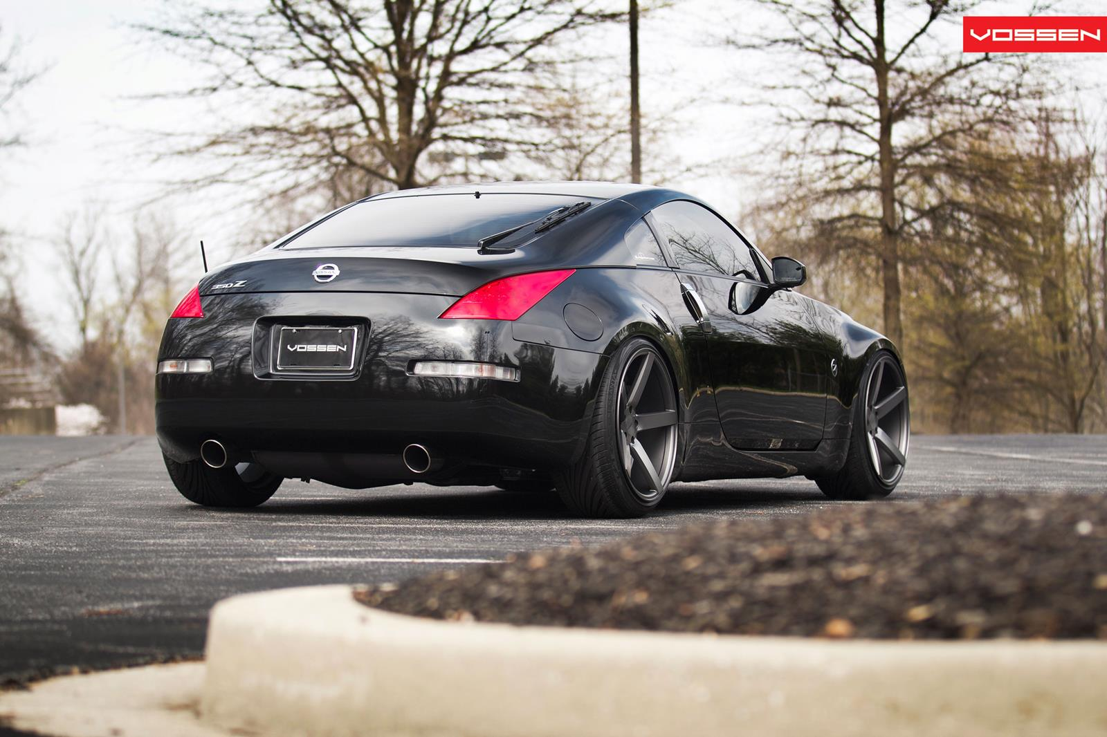 nissan 350z vossen cv3r vossen wheels. Black Bedroom Furniture Sets. Home Design Ideas