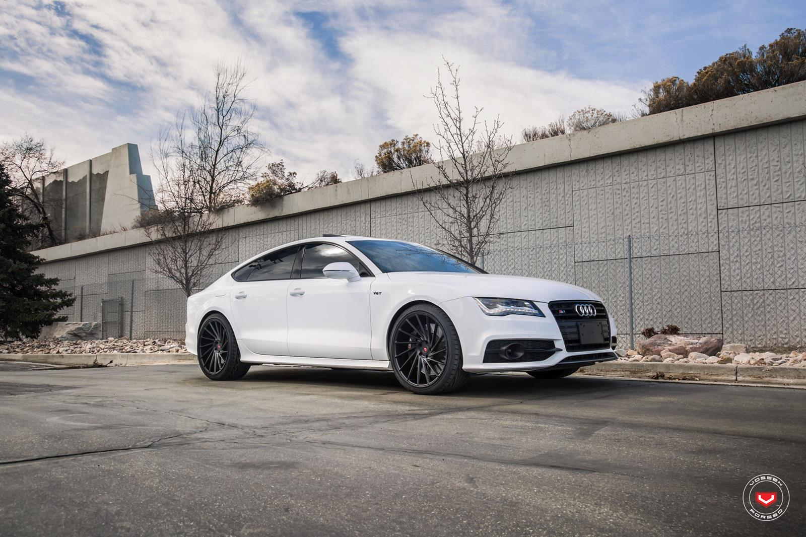 Audi S7 Vossen Forged Precision Series Vps 305t