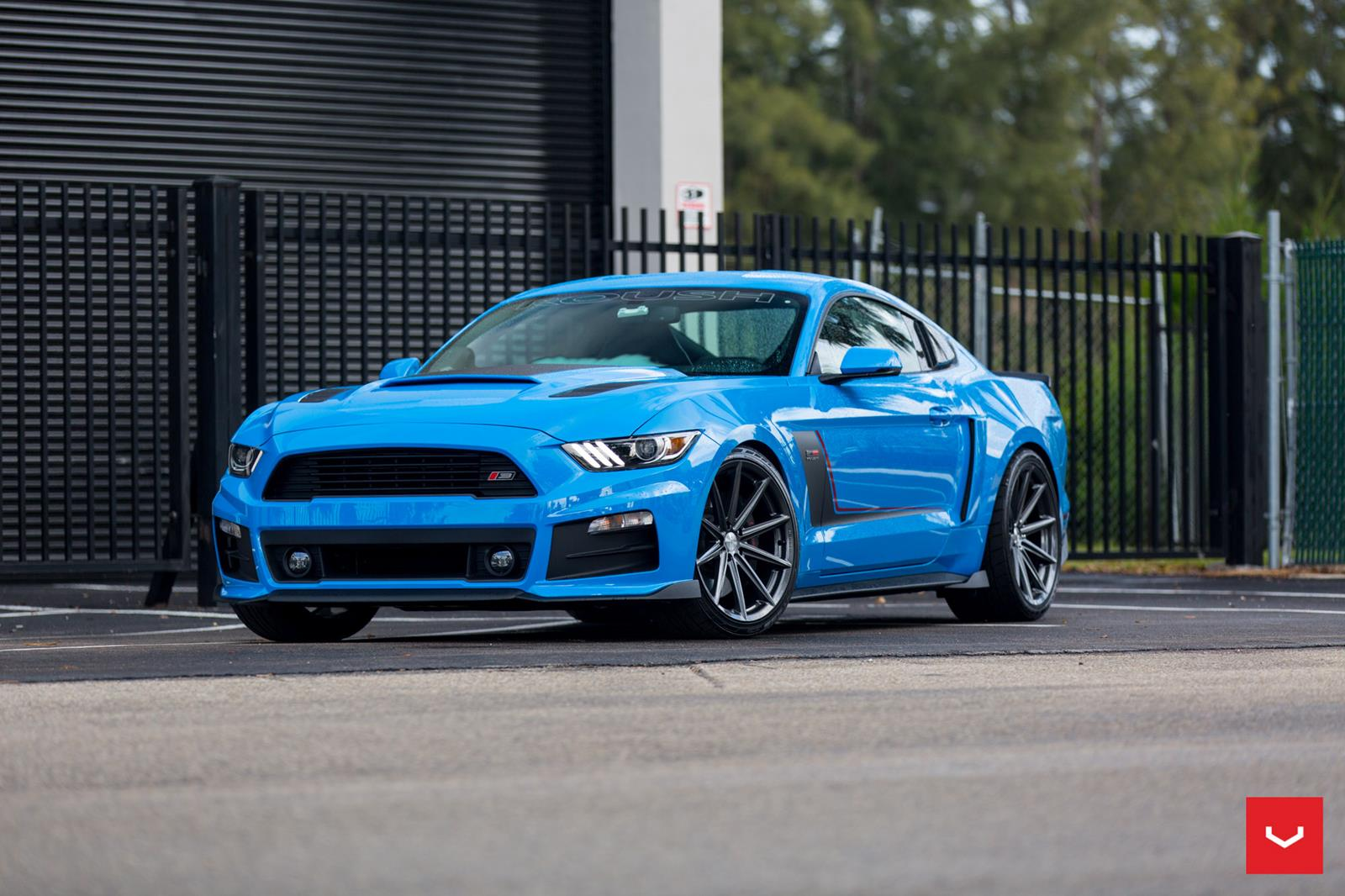 ford mustang vossen wheels - photo #17