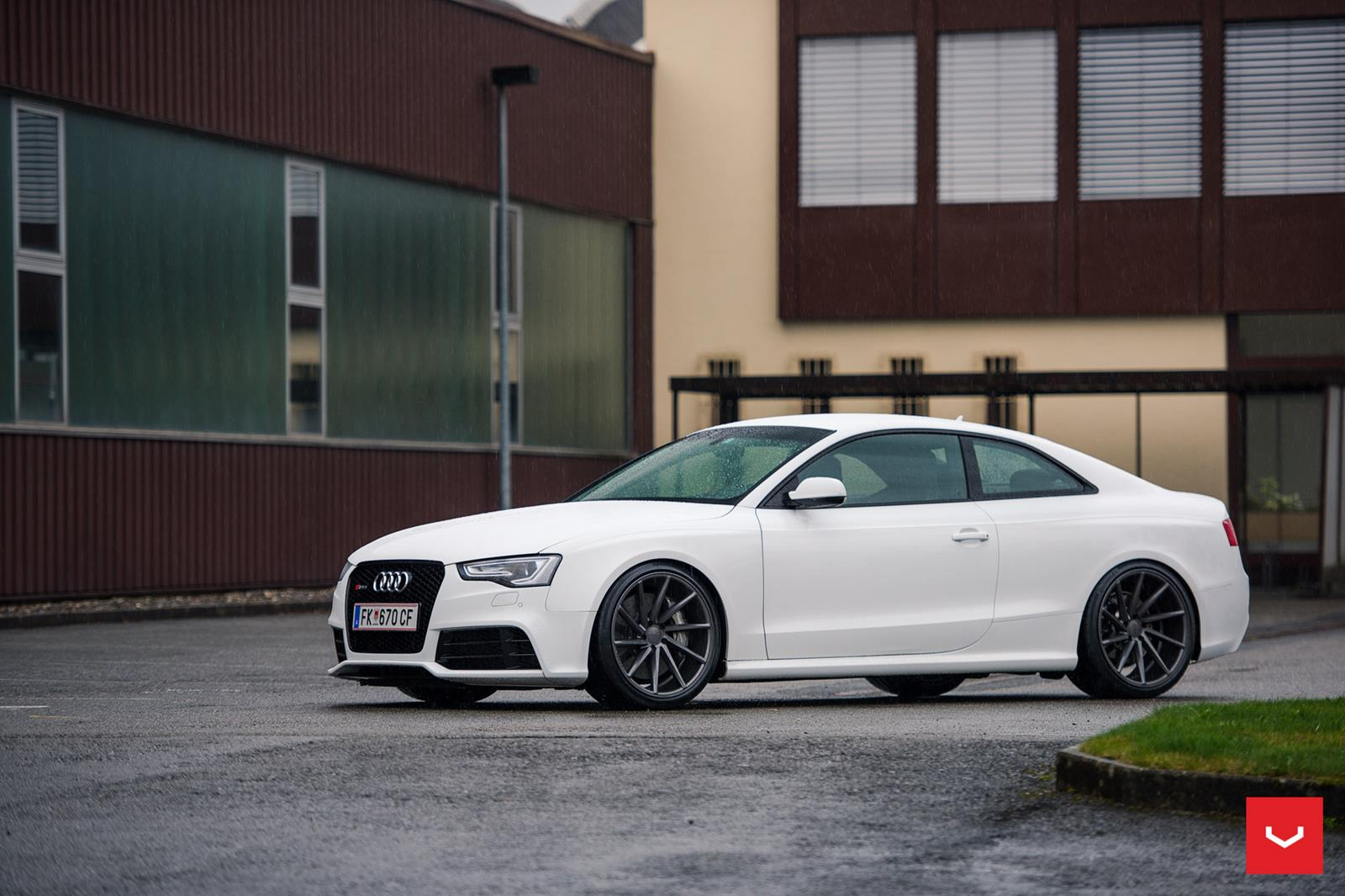 Audi A5 S5 Rs5 Vossen Cvt Vossen Wheels
