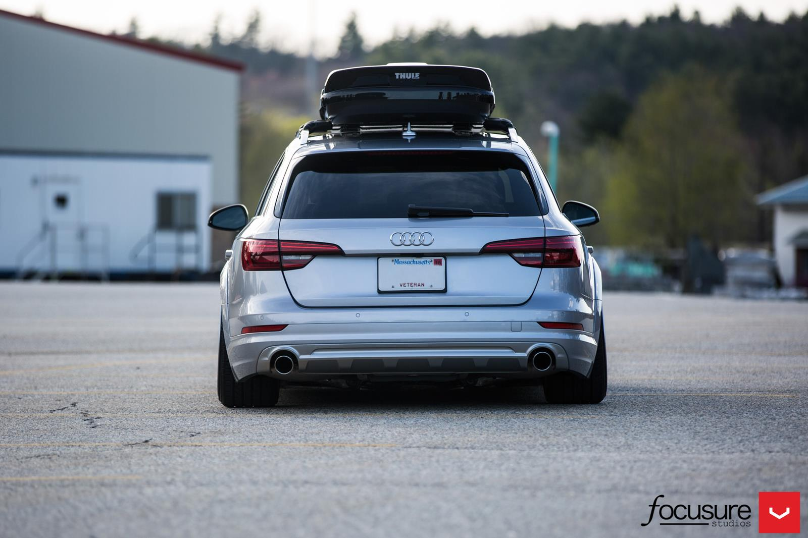 Audi A B TuneAVUS Performance Audi A Avant Black Arrow Released - Flow audi