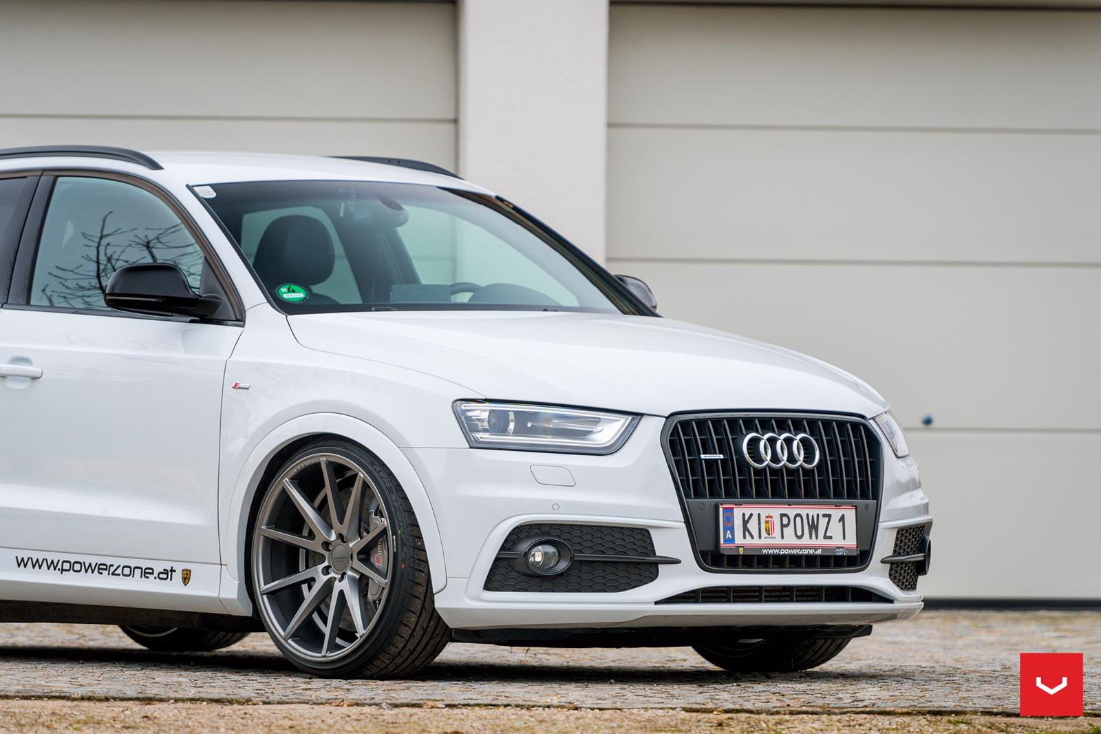audi q3 vossen flow formed series vfs1 vossen wheels. Black Bedroom Furniture Sets. Home Design Ideas