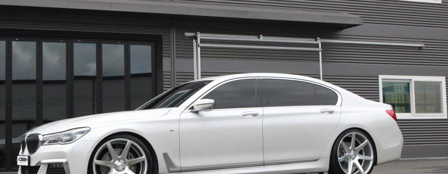 BMW 7 SERIES VOSSEN CV7 Back To The Galleries