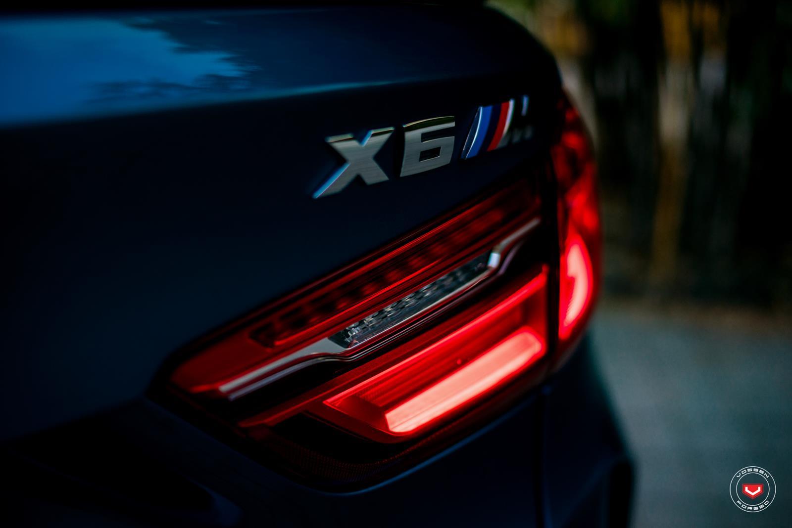 BMW X6 VOSSEN FORGED PRECISION SERIES VPS 306 VOSSEN