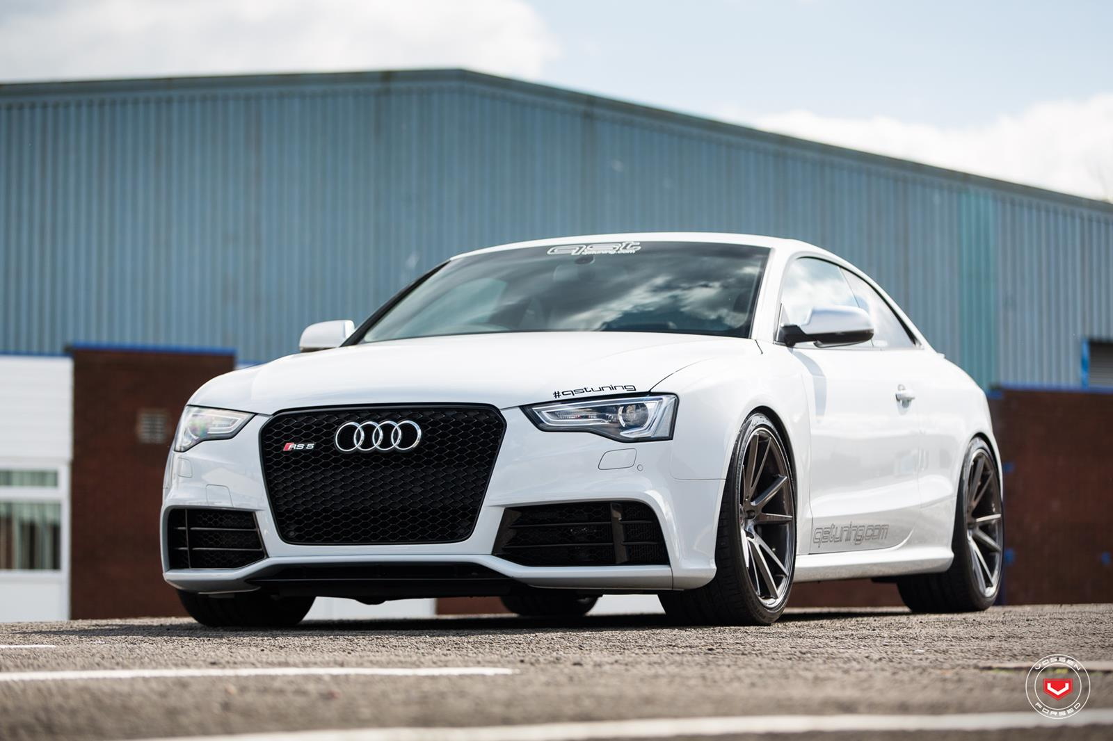 Audi A5 S5 Rs5 Vossen Forged Precision Series Vps