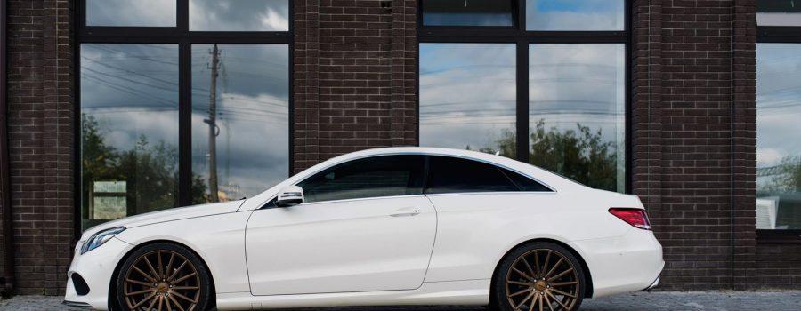 Mercedes benz e class vossen flow formed series vfs2 for Voss mercedes benz