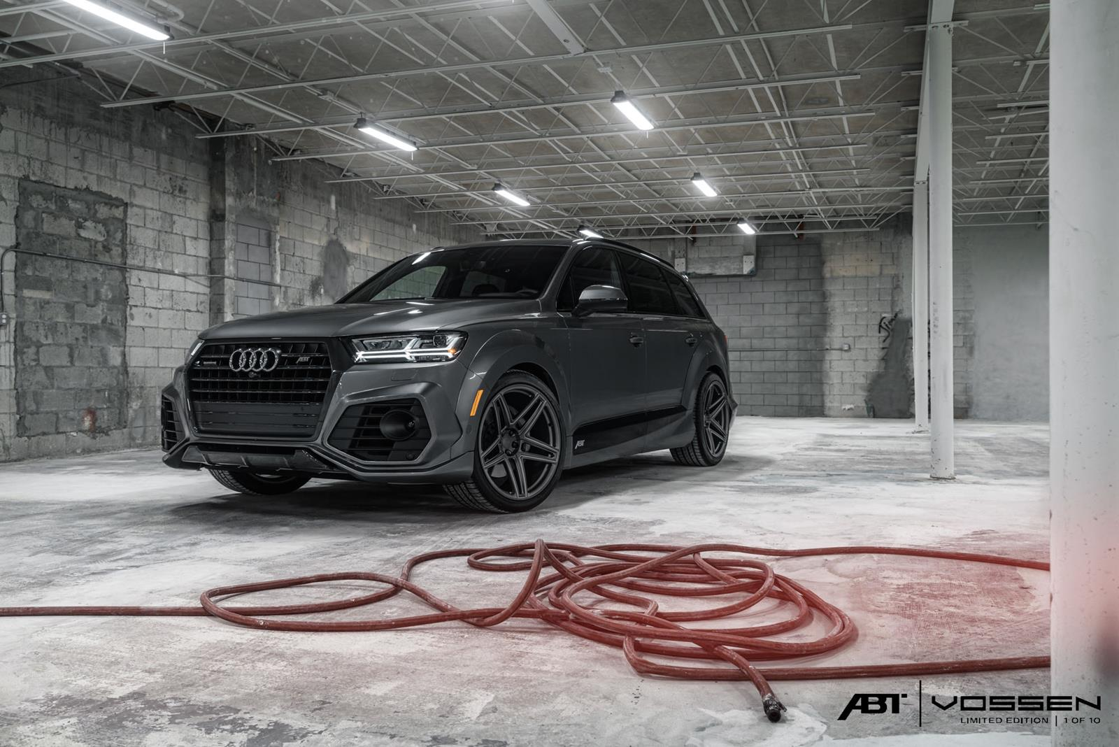 Audi Sq7 Vossen Abt X Vossen Forged Avx Vossen Wheels